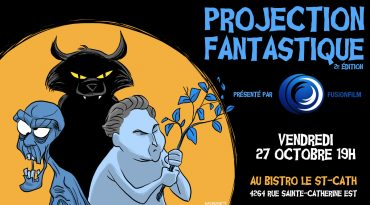 Projection Fantastique 2017
