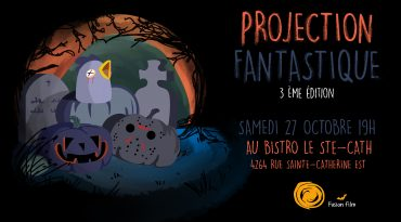 Projection Fantastique 2018